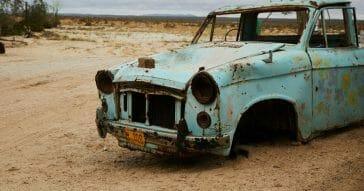 6.บริการรับซื้อซากรถ ที่จะช่วยให้คุณหมดหนี้!